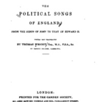 Wright - Political songs of England.pdf